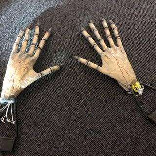Simple Animatronics (robotic Hand)