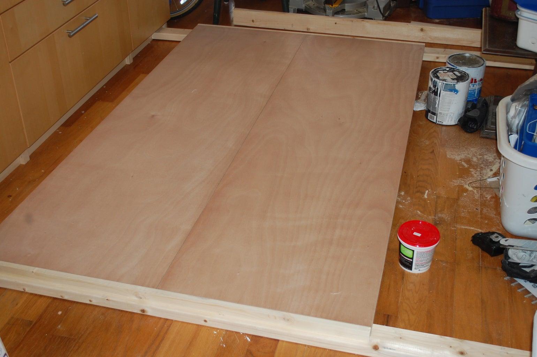Starting Door Construction