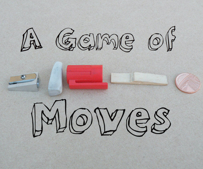 How to play The Game of Moves