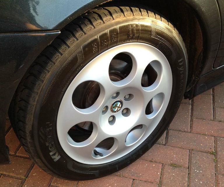 how to refurbish car rims