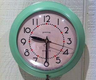 Reviving a Vintage Clock