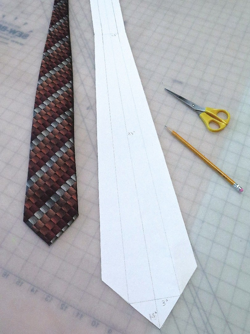 Make a Tie Pattern