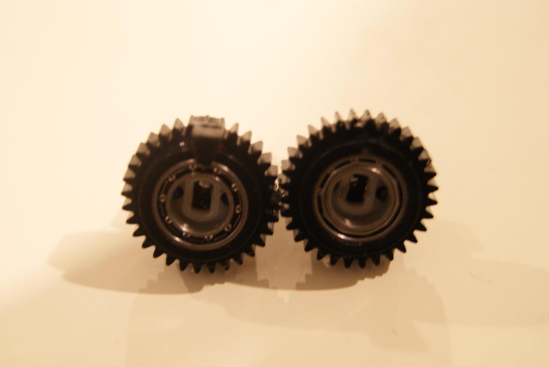 Modify the Gears