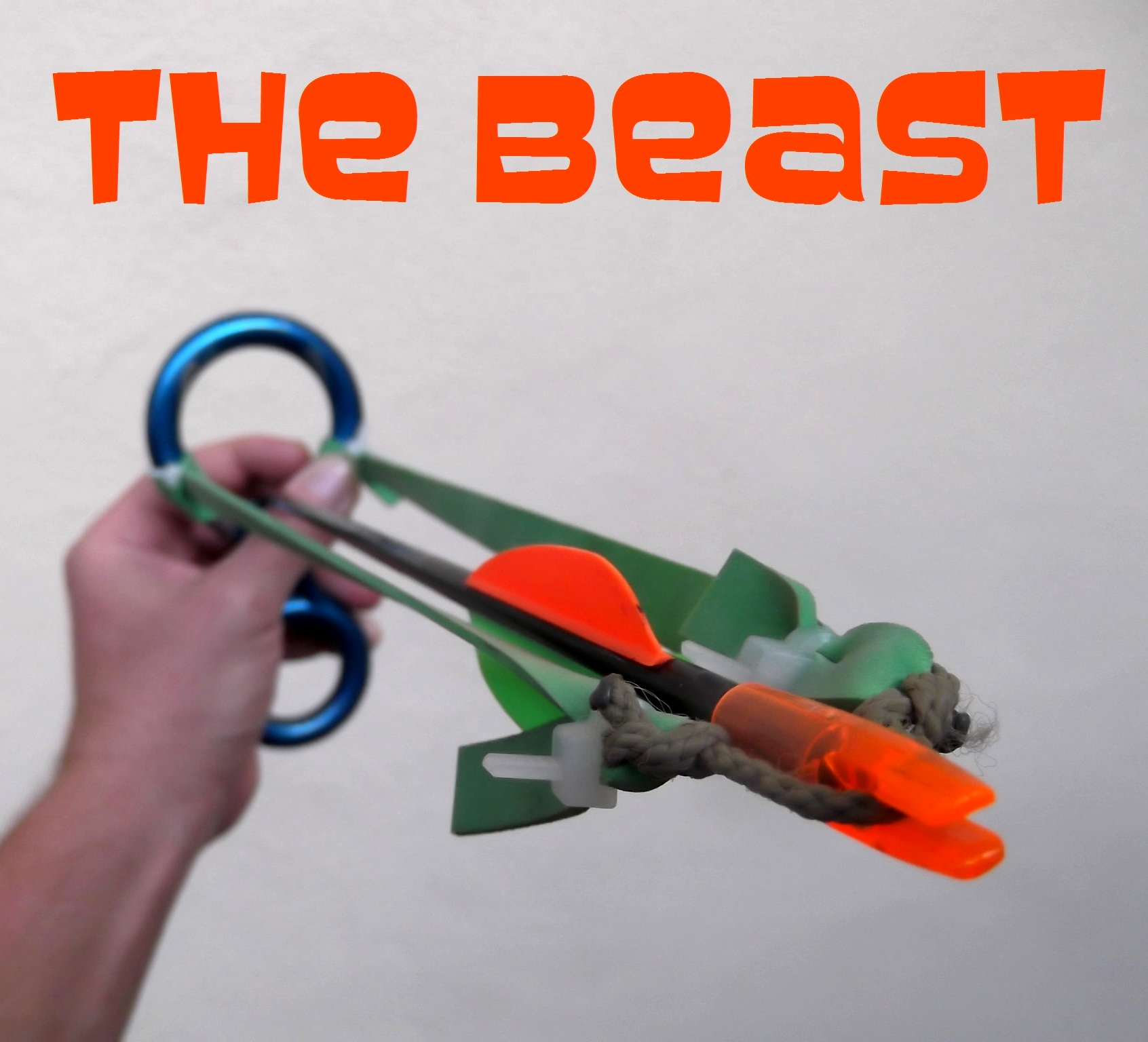 The BEAST - Bart's Eight Arrow ShooTer