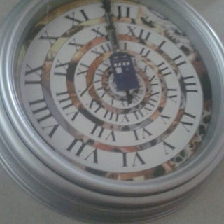 Whose Clock?? Doctor Who's Clock!