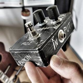 DIY Guitar Pedal