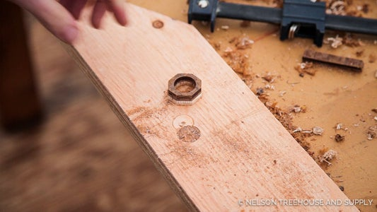 Trim Excess Material With Pull Saw