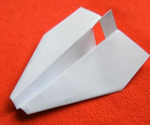 How to Make a Paper Airplane From A4/Letter Size
