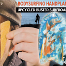 Upcycled Body Surfing Hand Plane - Board Shaping and Fiberglassing