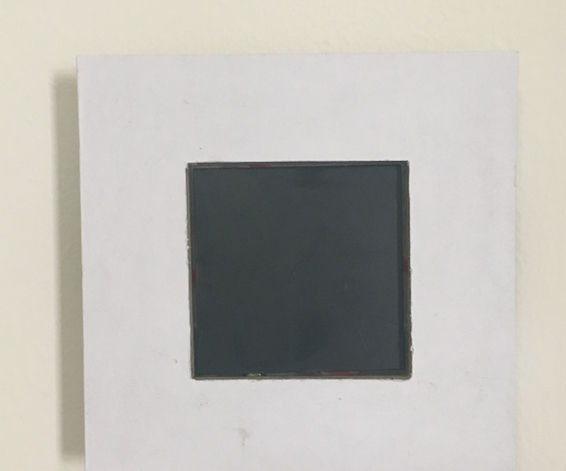 A 'Black Square' Door Bell
