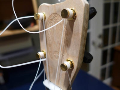 Assemble the Headstock