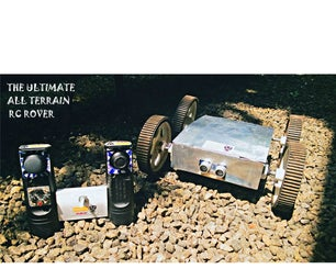 THE ULTIMATE OFFROAD RC ROVER