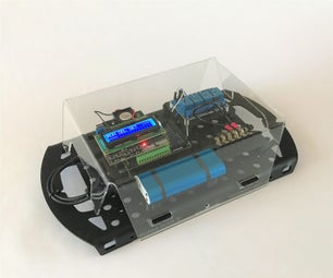 Automating an Acrylic Line Bender With Arduino