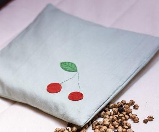 Cherry Stone Heat Pillow
