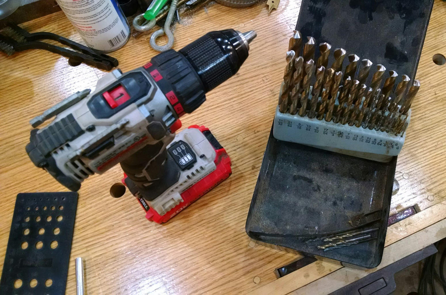 Project 1: Measure and Drill