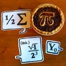 Pi-Day Pecan Pie with Maple Rum Raisins