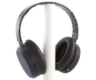 3D Printed Bluetooth Headphones