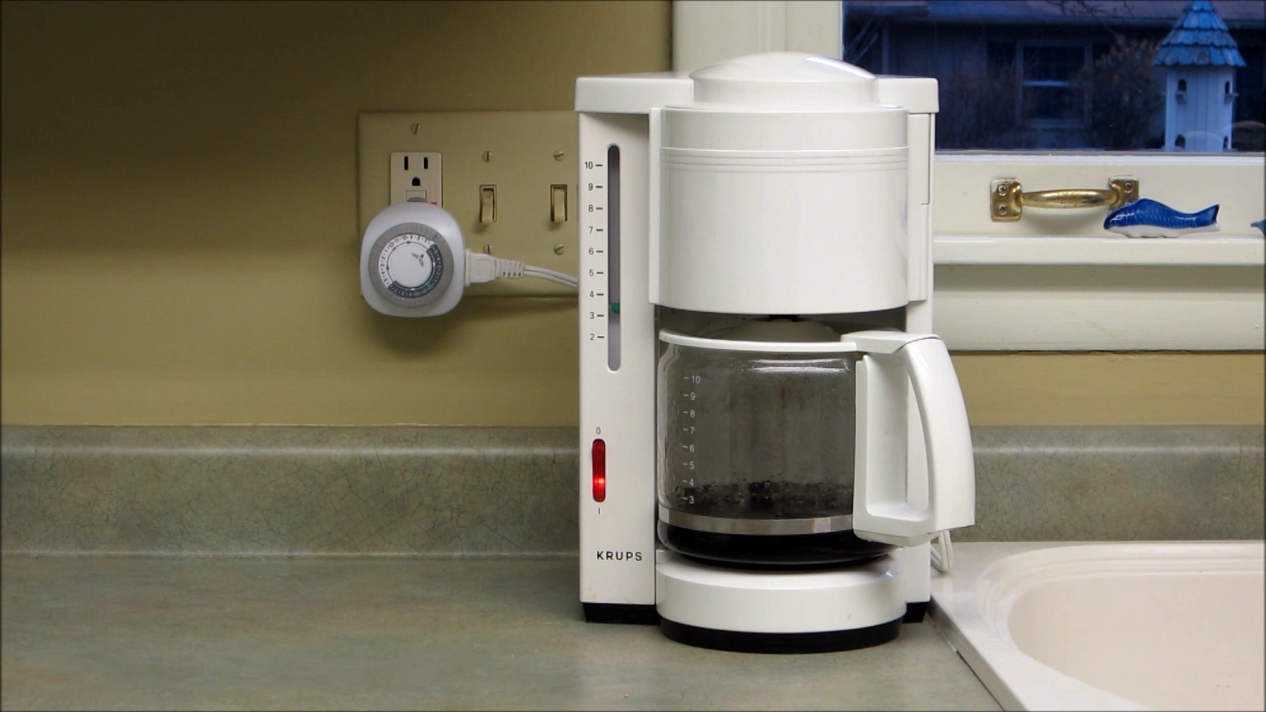 Automate Your Coffee Maker