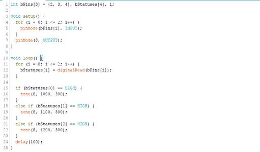 Uploading and Modifying the Code