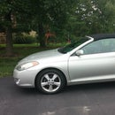 Make a replacement key for 2006 Toyota Camry Solara
