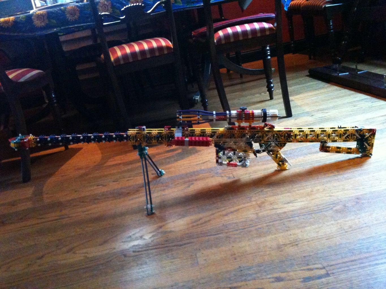 Barrett M107 .50 BMG 3.5