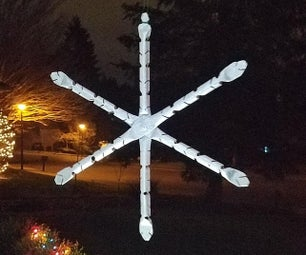 Forever Snowflake Decor