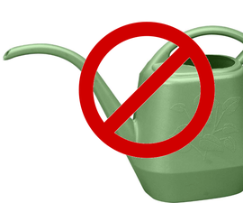 Indoor Plant Watering Device Using Repurposed Agriculture Bug Sprayer