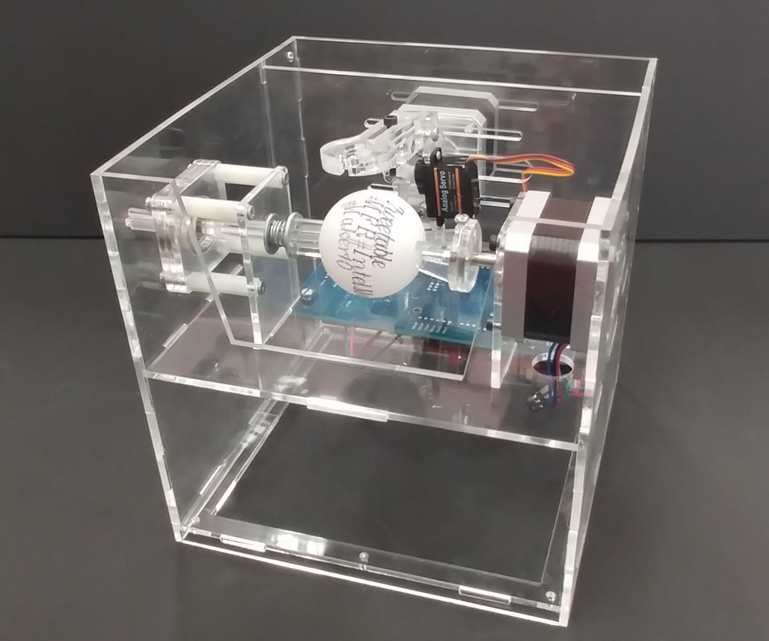 IntelMaker - Tweet A Ball (TaB)