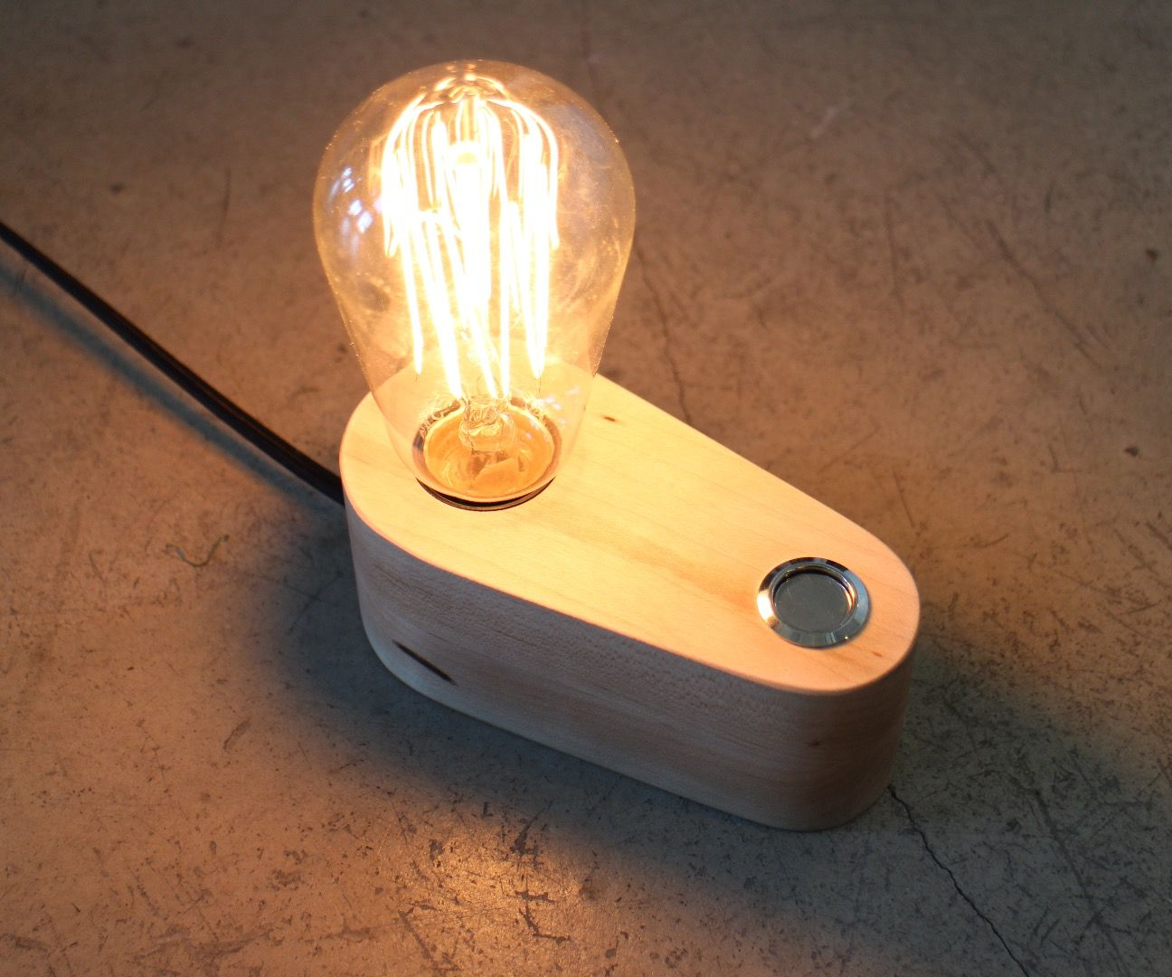 Edison Lamp in 3 Hours