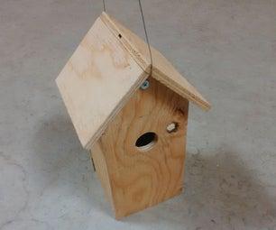 How to Build a Birdhouse