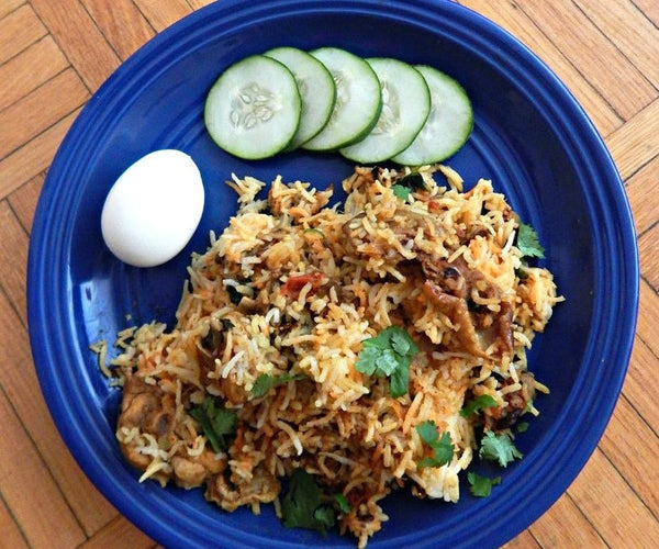 Chicken Briyani - One Pot Meal