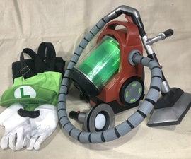 Luigi's Mansion 3 Costume