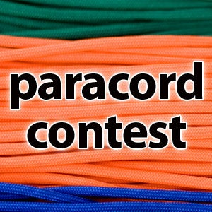 Paracord Contest Winners