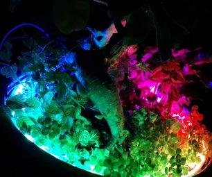Interactive Magical Garden