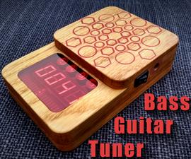 Bass Guitar Tuner