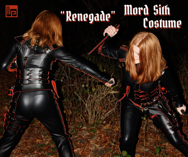 """WIKarts: """"Renegade"""" Mord Sith Costume"""