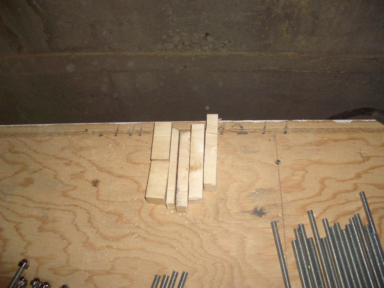 Measure, Measure, Mark, and Cut