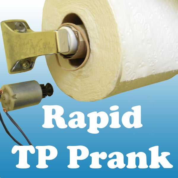 Rapid TP Dispenser Prank
