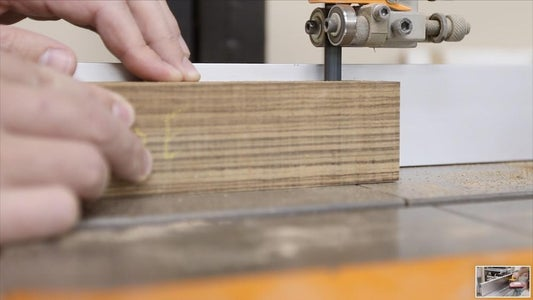 MILLING THE LUMBER:
