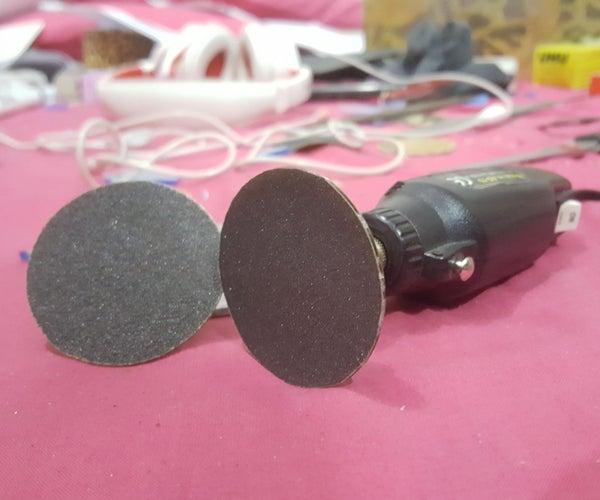 DIY Electric Sander