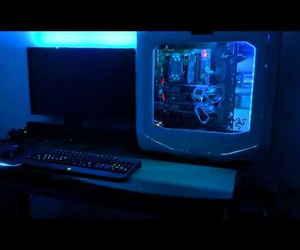 WS2801 addressable LEDs Class [C#]