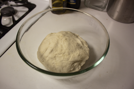 Proofing the Dough