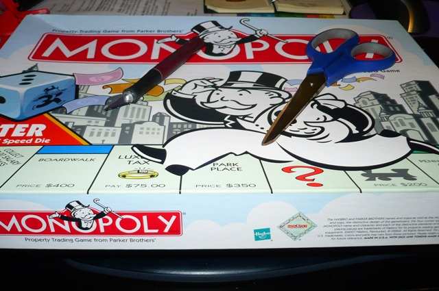 Magnetic Monopoly
