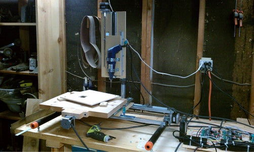 Tools Needed for the Initial 2BEIGH3 CNC Section
