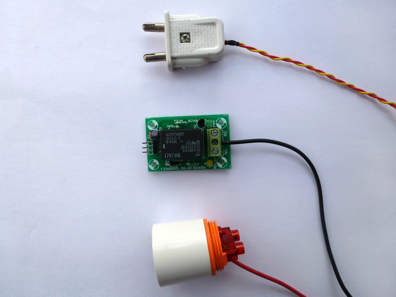 220v Supply Connection