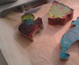 Stained Glass Jolly Ranchers