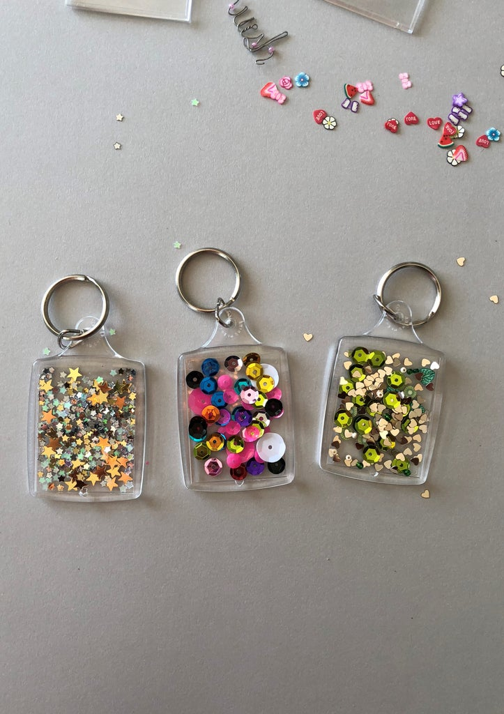 FIll Your Keychains