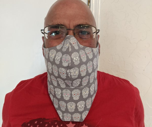 COVID-19 Beard Mask