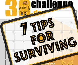 7 Tips for a Successful 30-Day Challenge