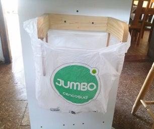 Trash Bag Holder (supermarket Bags)